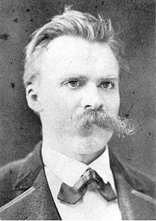 Nietzsche, from Wikipedia