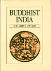 Buddhist India, small image of front cover